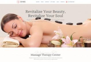 SpaMagic – Premium Responsive Beauty Spa Salon HTML5 Template