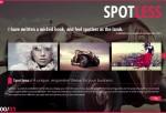 Spotless – Premium Responsive One Page HTML5 Theme