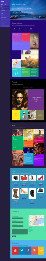 Best Responsive Metro Style Wordpress Themes in 2015