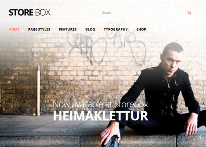 StoreBox – Premium Responsive WooCommerce WordPress Theme