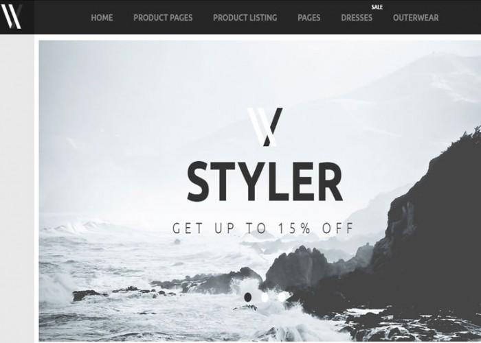 Styler – Premium Responsive Prestashop Theme