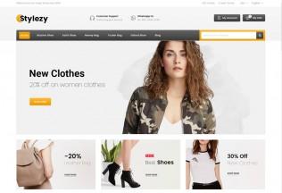 Stylezy – Premium Responsive Multipurpose Magento 2 Theme