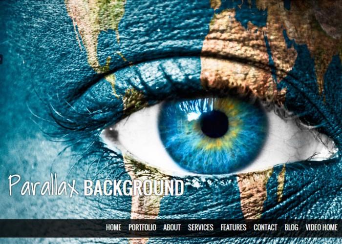 Surreal – Premium Responsive One Page Parallax WordPress Theme