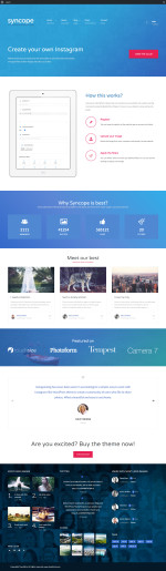 Best Responsive WordPress Content Sharing Themes and Templates 2015