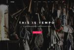 Tempo – Premium Responsive Ultimate HTML5 Template