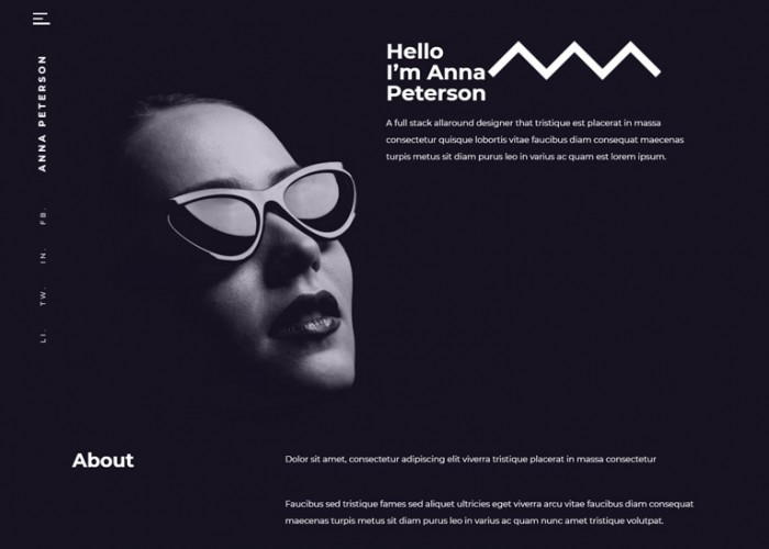 Teoro – Premium Responsive CV Resume WordPress Theme