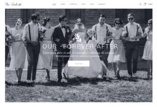 The Aisle – Premium Responsive Elegant Wedding WordPress Theme