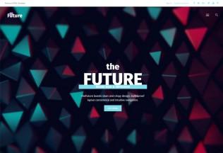 The Future – Premium Responsive Multipurpose HTML5 Template