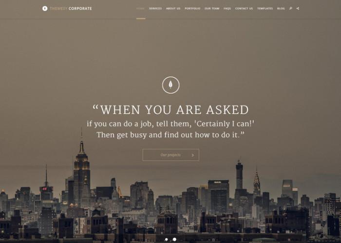 Themesy – Premium Responsive MultiPurpose WordPress Theme