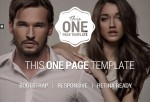 This One – Premium Responsive One Page Joomla Template