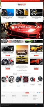 Best Responsive Magento Cars & Motorcycles Store Themes