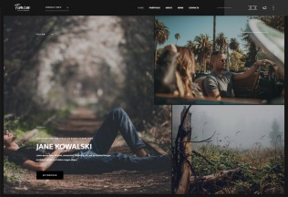 Tomson – Premium Responsive Creative Ajax Portfolio HTML5 Template