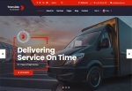 Transida – Premium Responsive Logistics Transportation HTML5 Template