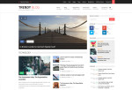 TrendyBlog – Premium Responsive Magazine WordPress Theme