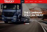 Trucky – Premium Responsive Logistics Company WordPress Theme