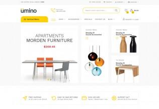 Umino – Premium Responsive Electronic OpenCart Theme