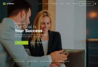 Unibox – Premium Responsive Multipurpose Business Joomla Template