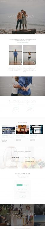 5+ Best Responsive HTML5 Wedding Templates 2015