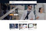 Universal – Premium Responsive Business Consulting WordPress Theme