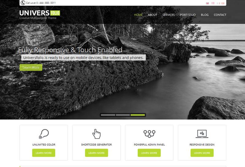 themeforest drupal theme free download