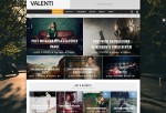 Valenti – Premium Responsive HD Review Magazine News WordPress Theme