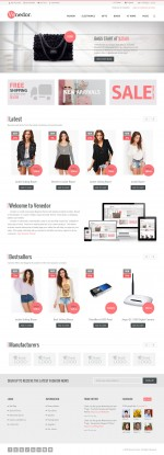 5+ Best Responsive Multipurpose Magento Themes in 2013