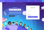 Vikinger – Premium Responsive GamiPress Social Community WordPress Theme
