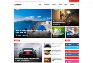 Vinkmag – Premium Responsive Magazine WordPress Theme