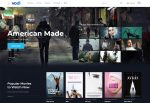 Vodi – Premium Responsive Movies and TV Shows WordPress Theme