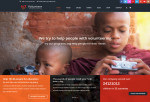 Volunteer – Premium Responsive Charity/Fundraising WordPress Theme