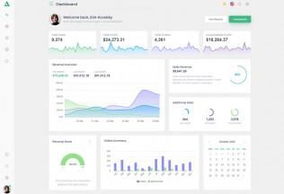 Vuero – Premium Responsive VueJS 3 Admin Webapp HTML5 Template