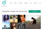 Vulcano – Premium Responsive Blog & Portfolio WordPress Theme