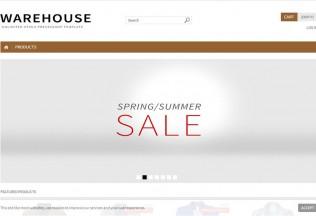 Warehouse – Premium Full Responsive PrestaShop Theme