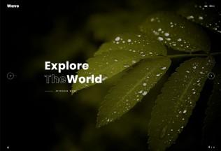 Wavo – Premium Responsive Creative Portfolio WordPress Theme