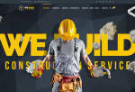 We Build – Premium Responsive Construction, Building WordPress Theme