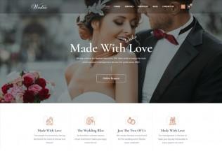 WedCo – Premium Responsive Wedding WordPress Theme