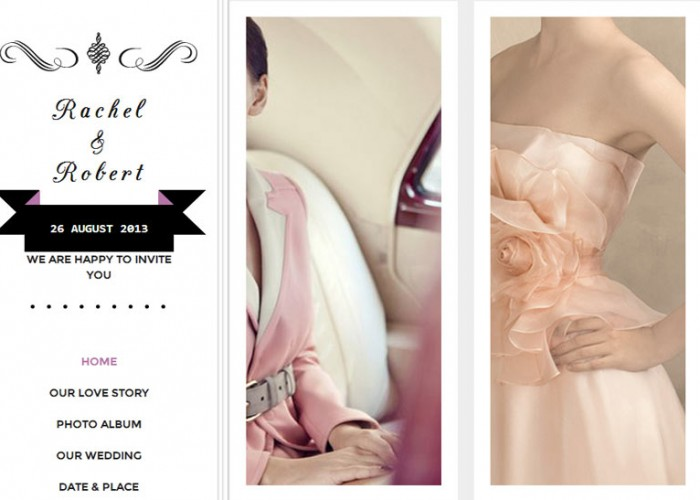 Wedding Day – Premium Responsive Wedding WordPress Theme