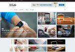 Wide – Premium Responsive Magazine and Blog WordPress Theme