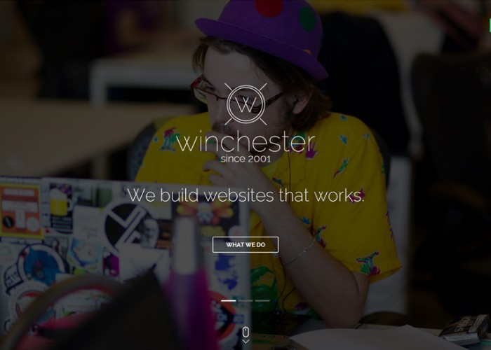 Winchester – Premium Responsive One Page Parallax HTML5 Template
