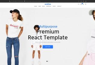 Wokiee – Premium Responsive React Next eCommerce HTML5 Template