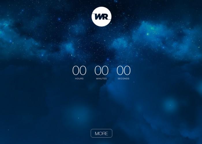 WR – Premium Responsive Coming Soon WebGL HTML5 Template