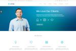 Xenia – Premium Responsive Refined Corporate WordPress Theme