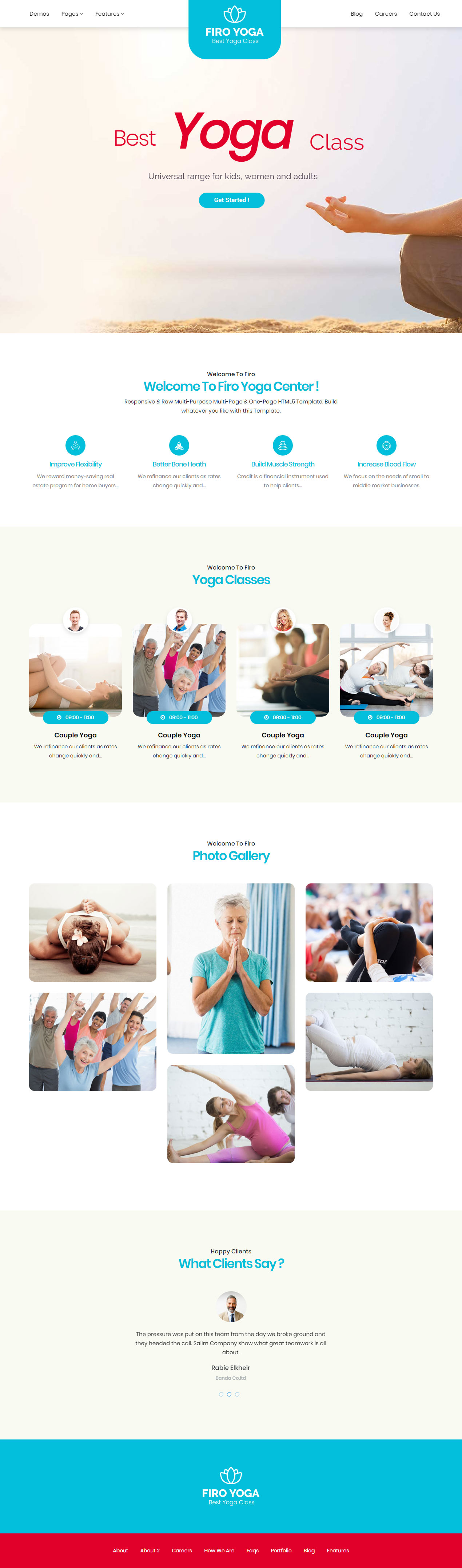 5 best responsive html5 yoga website templates 2018 responsive miracle