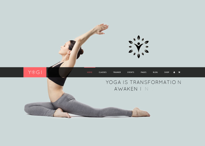 Yogi – Premium Responsive Health Beauty and Yoga WordPress Theme
