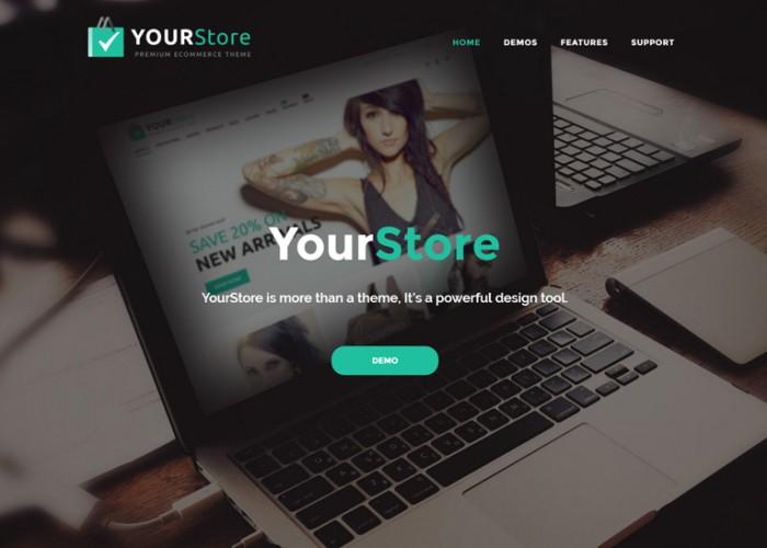 YourStore – Premium Responsive OpenCart Theme