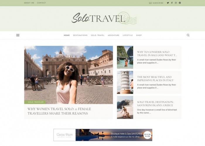 YourWay – Premium Responsive Multi-Concept Blog WordPress Theme