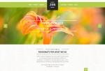 Zen – Premium Responsive Multipurpose One Page HTML5 Template