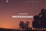 ZER0 – Premium Responsive Digital Creative Agency Wordpress Theme