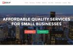 Zerif Pro – Premium Responsive One Page Portfolio WordPress Theme