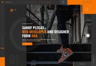 Zonar – Premium Responsive Portfolio HTML5 Template